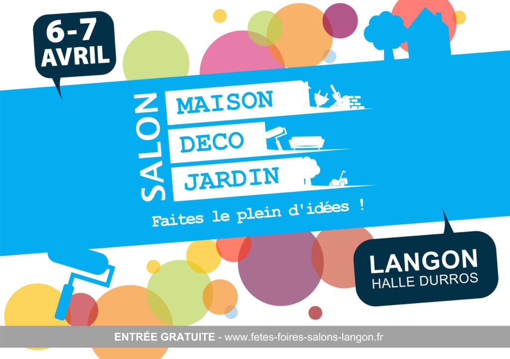 Salon MAISON DECO JARDIN à Langon