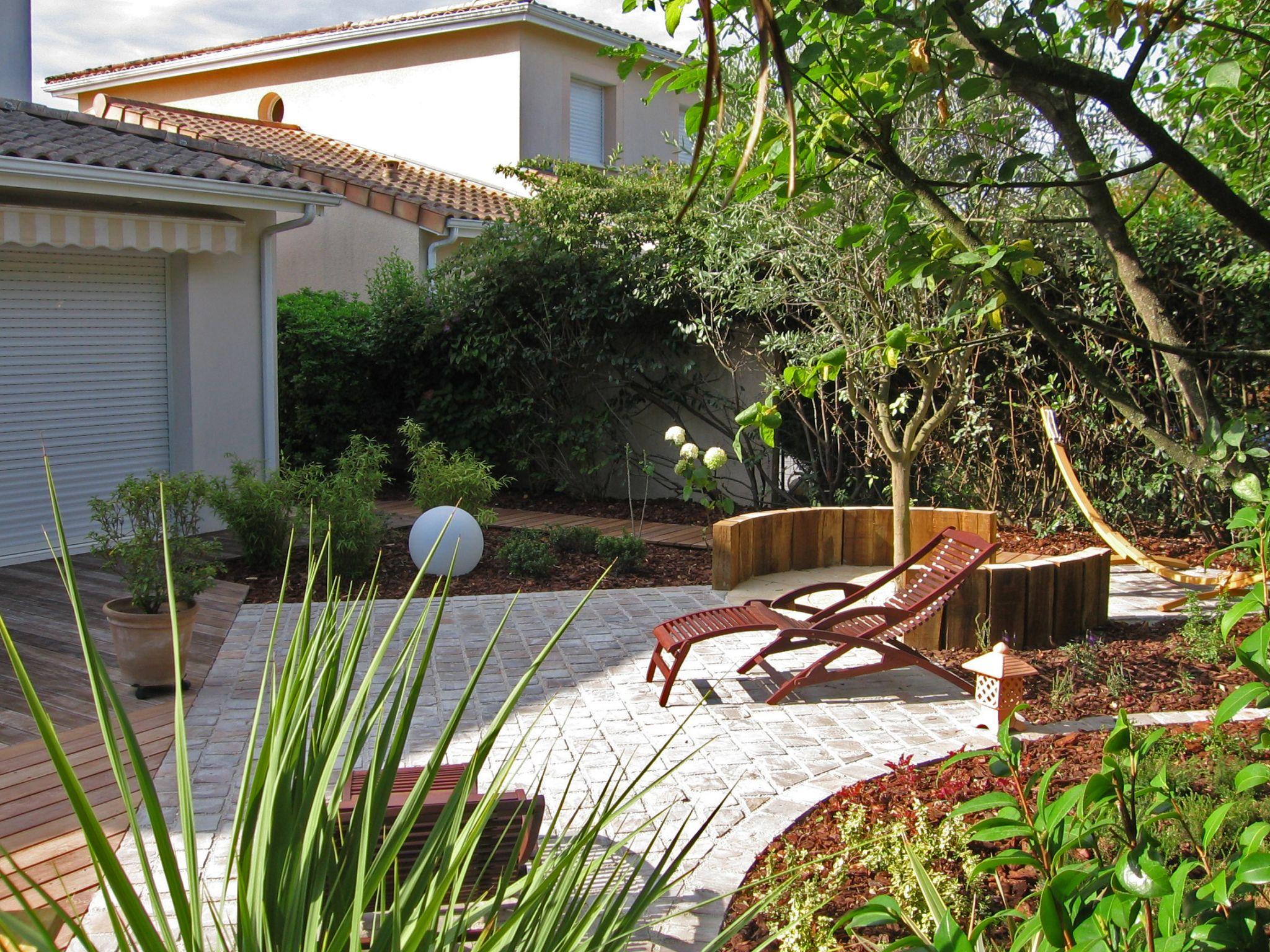 Puyau Paysages paysagistes terrasse