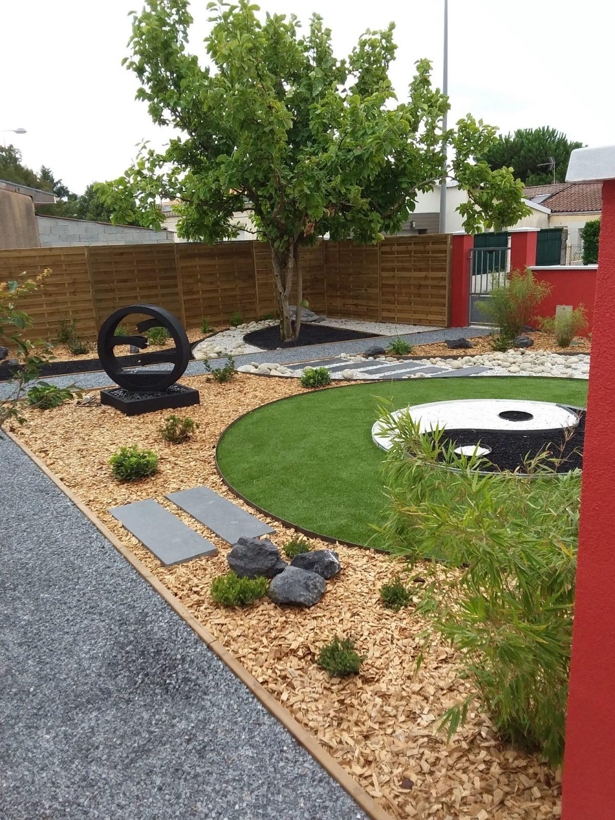 jardin Japonais - jardin zen