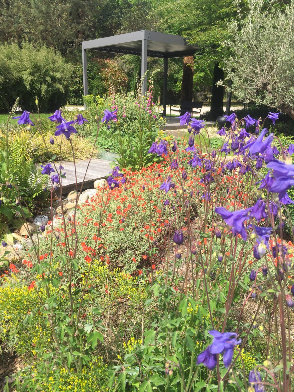 Préparez les couleurs du jardin