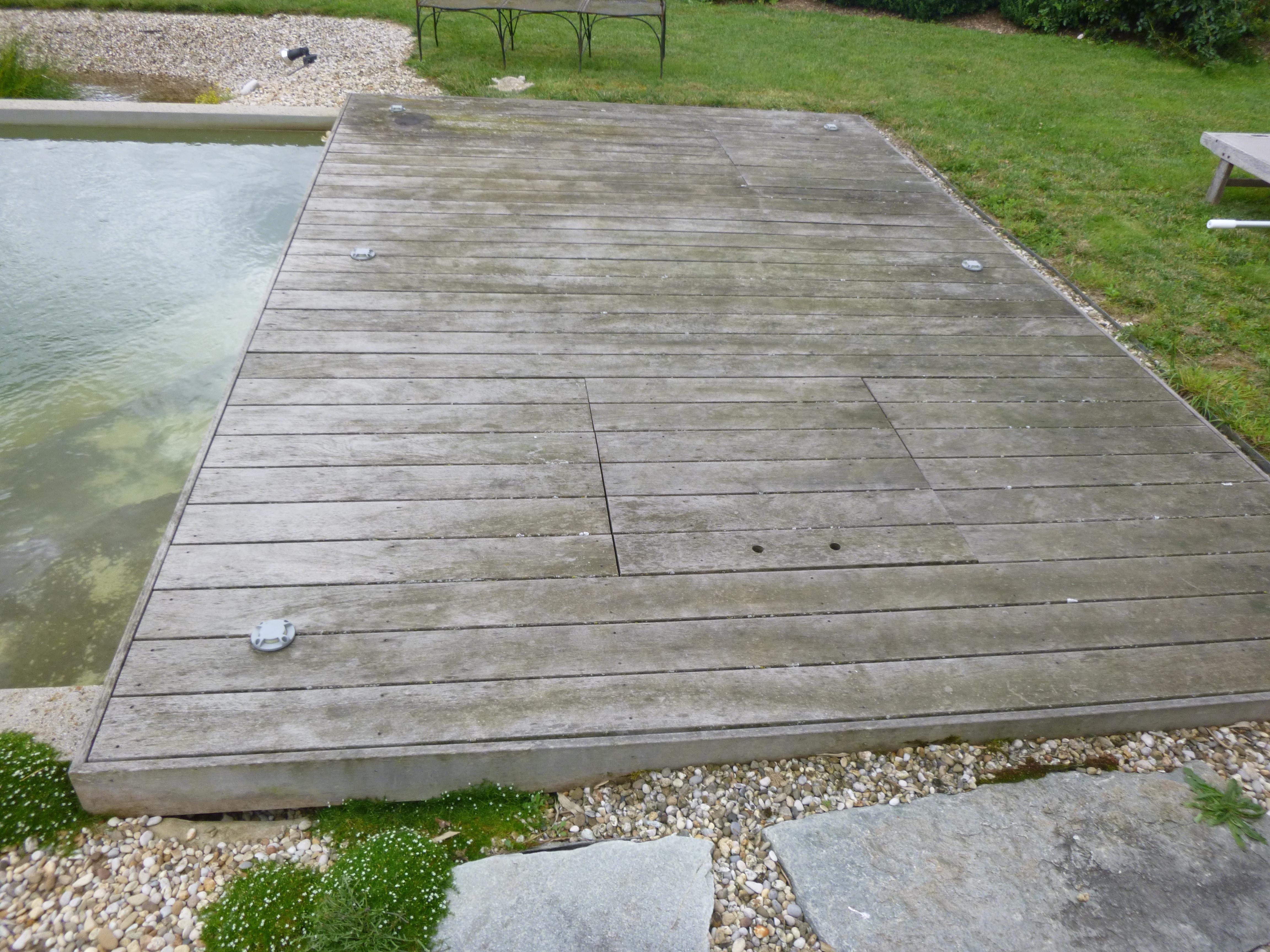 nettoyage terrasse