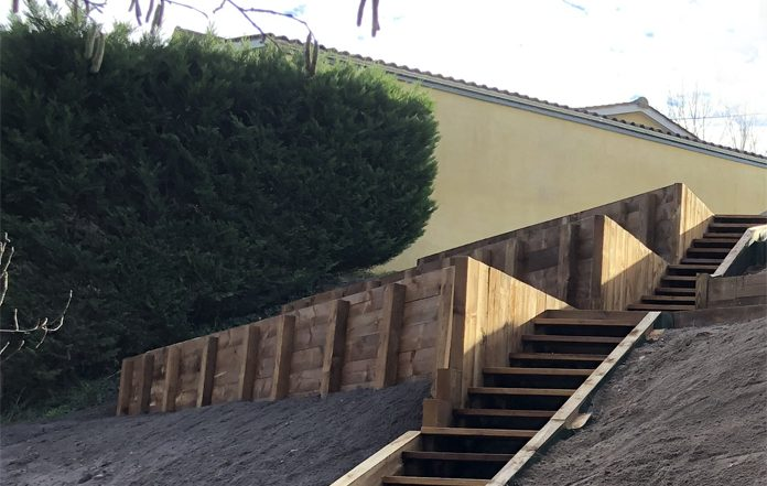 Puyau Paysages-stabilisation talus